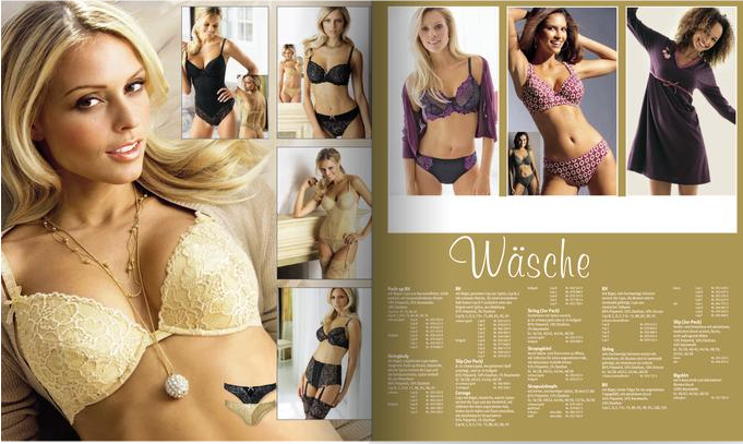 Bra Catalogue Photos